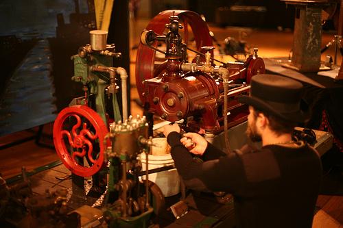 Kinetic Steam Works